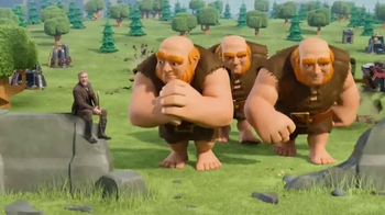 Clash of Clans TV Spot, 'Traps & Giants' Featuring Christoph Waltz - Thumbnail 7