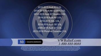 Hagens Berman TV Spot, 'Volkswagen Relief' - Thumbnail 2