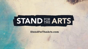 Ovation TV Spot, 'Stand for the Arts: STEAM' - Thumbnail 6