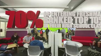 Northeastern University TV Spot, 'The Numbers' - Thumbnail 6