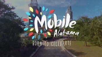 Visit Mobile TV Spot, 'Born to Celebrate'