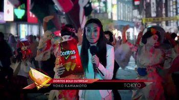 Doritos TV Spot, 'Bold Outbreak'