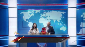 Doritos TV Spot, 'Bold Outbreak' - Thumbnail 1
