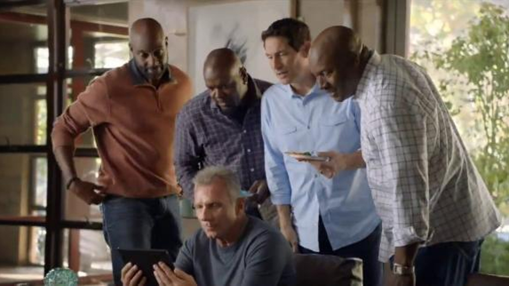 AT&T TV Commercial, 'Rudy' Featuring Sean Astin, Joe ...