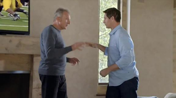 AT&T TV Spot, 'Open Invitation' Ft. Joe Montana, Steve Young - 31 commercial airings