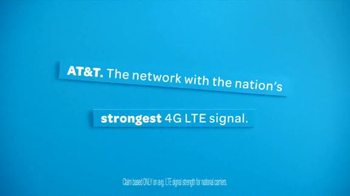 AT&T TV Spot, 'Open Invitation' Ft. Joe Montana, Steve Young - Thumbnail 9