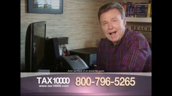 TAX10000 TV Spot, 'You Owe It to Yourself' - Thumbnail 2