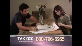 TAX10000 TV Spot, 'You Owe It to Yourself'