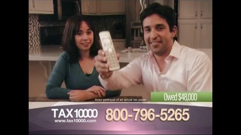 TAX10000 TV Spot, 'You Owe It to Yourself' - Thumbnail 6