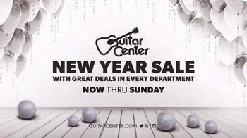 Guitar Center New Year Sale TV Spot, 'Piano & Strings' - Thumbnail 6