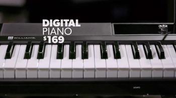 Guitar Center New Year Sale TV Spot, 'Piano & Strings' - Thumbnail 3