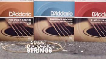 Guitar Center New Year Sale TV Spot, 'Piano & Strings' - Thumbnail 4