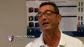Fiocchi Ammunition TV Spot, 'Quality Ammunition' - Thumbnail 5