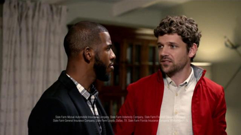 State Farm TV Spot, 'Robbed' Ft. Chris Paul, Kevin Garnett, Damian Lillard - Thumbnail 4