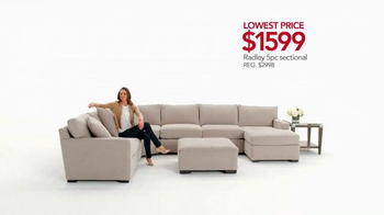 Macy's After Christmas Sale TV Spot, 'Furniture Select' - Thumbnail 2