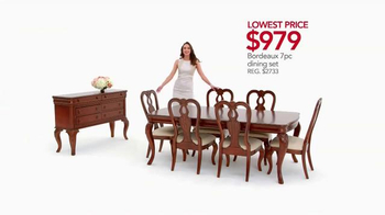 Macy's After Christmas Sale TV Spot, 'Furniture Select' - Thumbnail 6