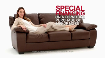 Macy's After Christmas Sale TV Spot, 'Furniture Select' - Thumbnail 7