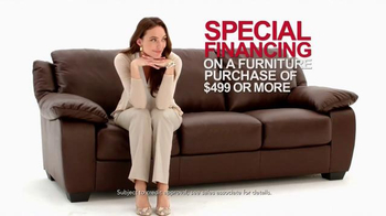 Macy's After Christmas Sale TV Spot, 'Furniture Select' - Thumbnail 8