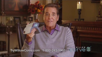 Willow Curve TV Spot, 'Does It Work?' Featuring Chuck Woolery - 355 commercial airings