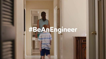 Exxon Mobil TV Spot, 'Be an Engineer: Run' - Thumbnail 10
