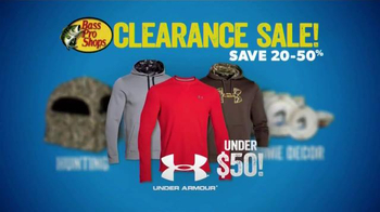Bass Pro Shops After Christmas Clearance Sale TV Spot, 'Apparel and Items' - Thumbnail 6