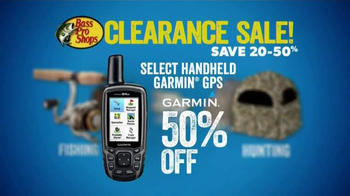 Bass Pro Shops After Christmas Clearance Sale TV Spot, 'Apparel and Items' - Thumbnail 8