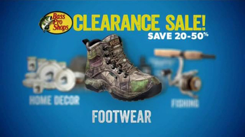Bass Pro Shops After Christmas Clearance Sale TV Spot, 'Apparel and Items' - Thumbnail 9