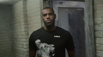 Samsung Gear VR TV Spot, 'Let's Go To Work' Featuring Lebron James - Thumbnail 7