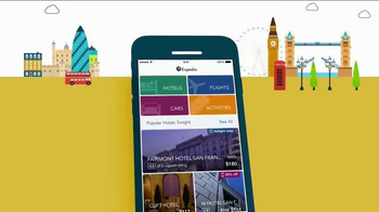 Expedia App TV Spot, 'London' - Thumbnail 5