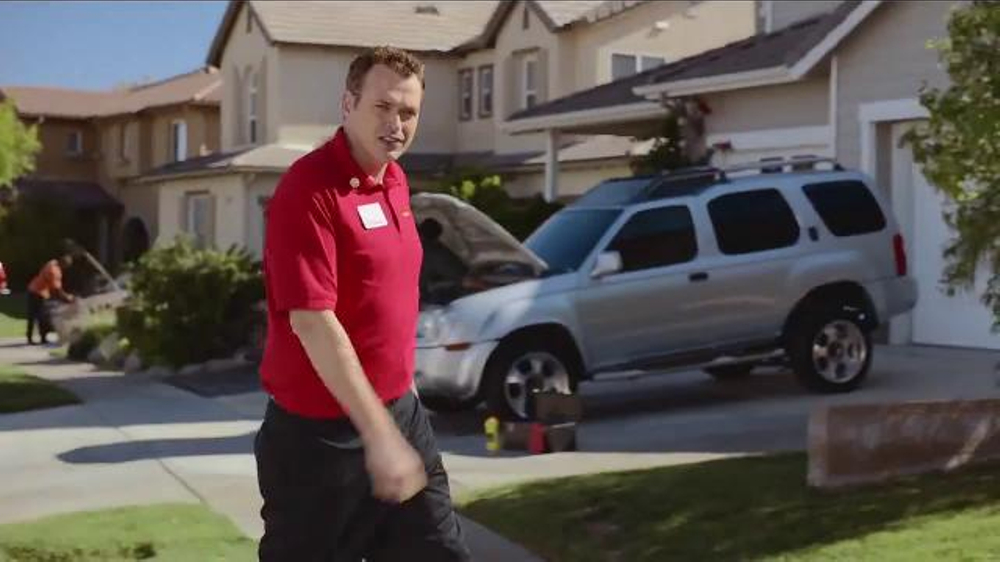 AutoZone TV Commercial, 'Hoods Up Launch'