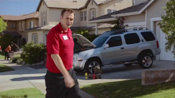 AutoZone TV Spot, 'Hoods Up Launch' - 2833 commercial airings