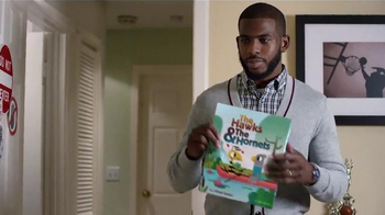 State Farm TV Spot, 'Hawks and Hornets' Featuring Chris Paul and Kevin Love - Thumbnail 4