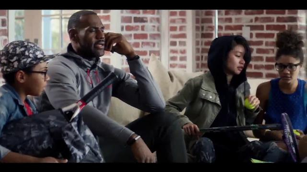 Nike Basketball TV Commercial, 'Favorite Player' Featuring LeBron James