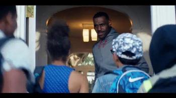 Nike Basketball TV Spot, 'Favorite Player' Featuring LeBron James - Thumbnail 2
