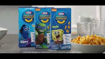 Kraft Macaroni & Cheese TV Spot, 'Officer Dan' - Thumbnail 10