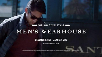 Men's Wearhouse New Year, New You Event TV Spot, 'BOGO Winter' - Thumbnail 9