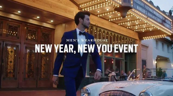 Men's Wearhouse New Year, New You Event TV Spot, 'BOGO Winter' - Thumbnail 1