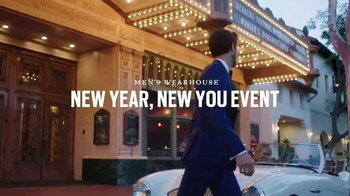 Men's Wearhouse New Year, New You Event TV Spot, 'BOGO Winter' - Thumbnail 2