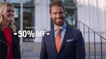 Men's Wearhouse New Year, New You Event TV Spot, 'BOGO Winter' - Thumbnail 4