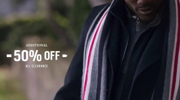 Men's Wearhouse New Year, New You Event TV Spot, 'BOGO Winter' - Thumbnail 5