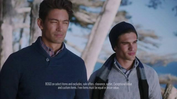 Men's Wearhouse New Year, New You Event TV Spot, 'BOGO Winter' - Thumbnail 6