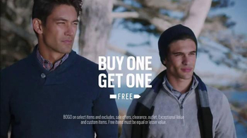Men's Wearhouse New Year, New You Event TV Spot, 'BOGO Winter' - Thumbnail 7