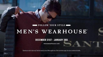 Men's Wearhouse New Year, New You Event TV Spot, 'BOGO Winter' - Thumbnail 8