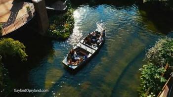 Gaylord Opryland TV Spot, 'Authentic Nashville' - Thumbnail 2