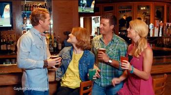 Gaylord Opryland TV Spot, 'Authentic Nashville' - Thumbnail 6