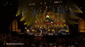 Gaylord Opryland TV Spot, 'Authentic Nashville' - Thumbnail 7