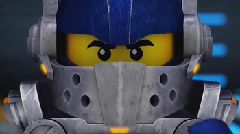 LEGO NEXO KNIGHTS TV Spot, 'Will the Knights Save the Kingdom?'