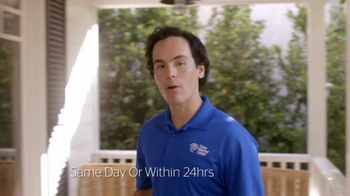 Time Warner Cable 24-Hour Service Turnaround TV Spot, 'Escaping Rom-Com' - Thumbnail 5