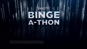 DIRECTV Binge-a-Thon TV Spot, 'Marathons' - Thumbnail 10