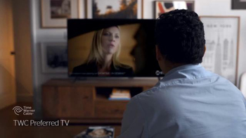 Time Warner Cable Preferred TV TV Spot, 'When and Where You Want' - Thumbnail 1